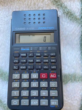 Calculadora Casio fx - 82SX