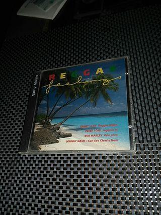 Reggae Feelins - recopilación sony music