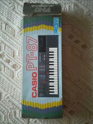 Teclado Casio PT87