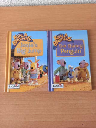 libros infantiles koala brothers