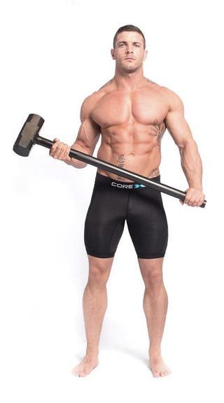 MARTILLO de entrenamiento CROSSFIT BOXEO 6kg