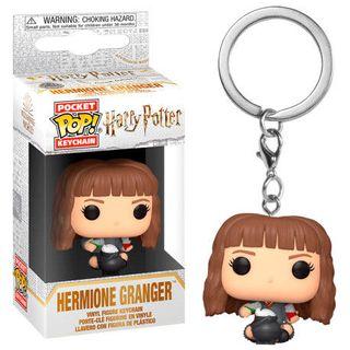 Llavero Pocket POP Harry Potter Hermione con calde