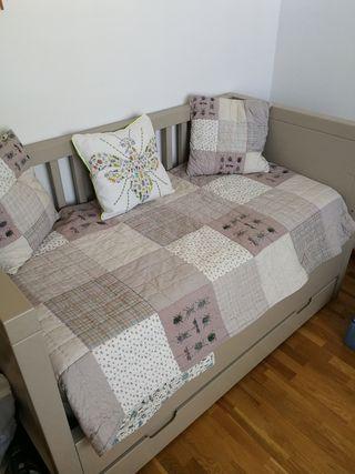 Dormitorio bebe conjunto de muebles completo