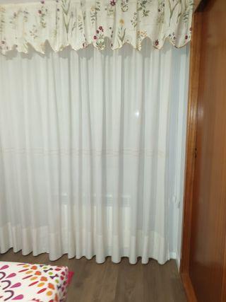 cortinas y bandos
