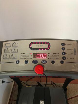 Tc 450 cinta de correr