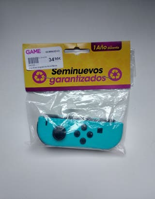 Joy-con izquierda azul Nintendo Switch