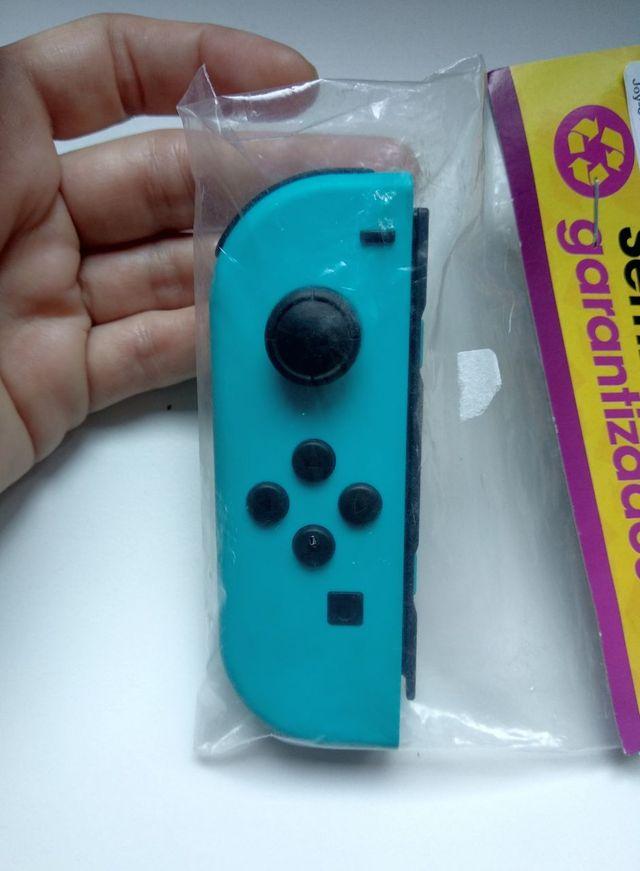 Joy-con mando izquierda azul Nintendo Switch