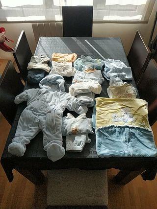 bodys sacos pijamas pantalones camisetas nikis
