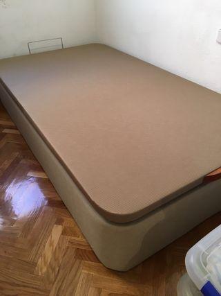 Canapé 105/1.90 NUEVO+ colchón NUEVO