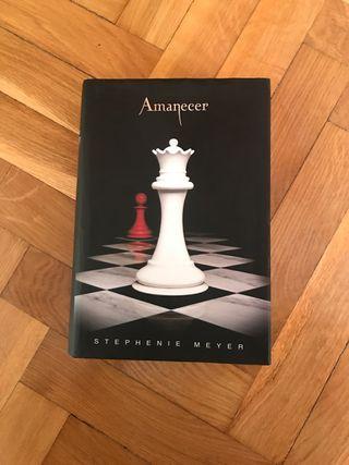 Libro Amanecer