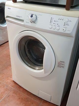 lavadora 6 kg zanussi