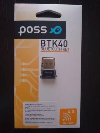 Adaptador Bluetooth. NUEVO.