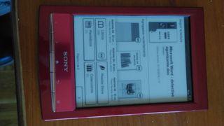 Sony PRS-T1 libro digital