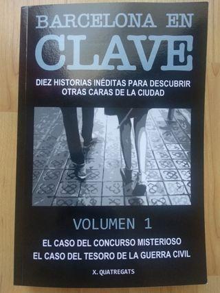 Libro Barcelona En Clave