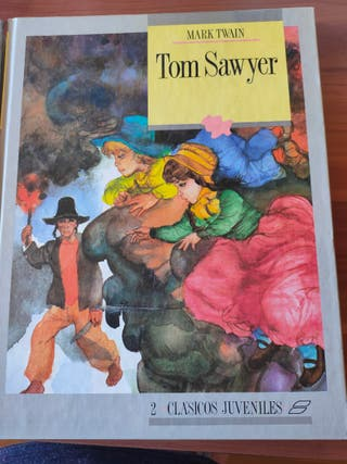 Tom sawyer y cuentos de perrault