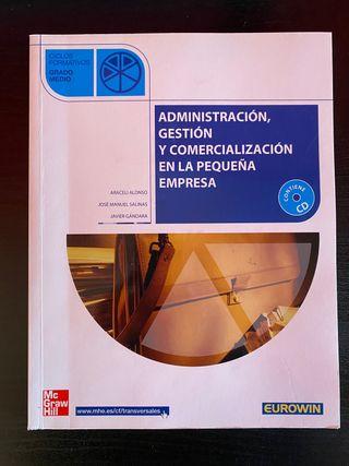 Libro Administración, gestión y comercializacion