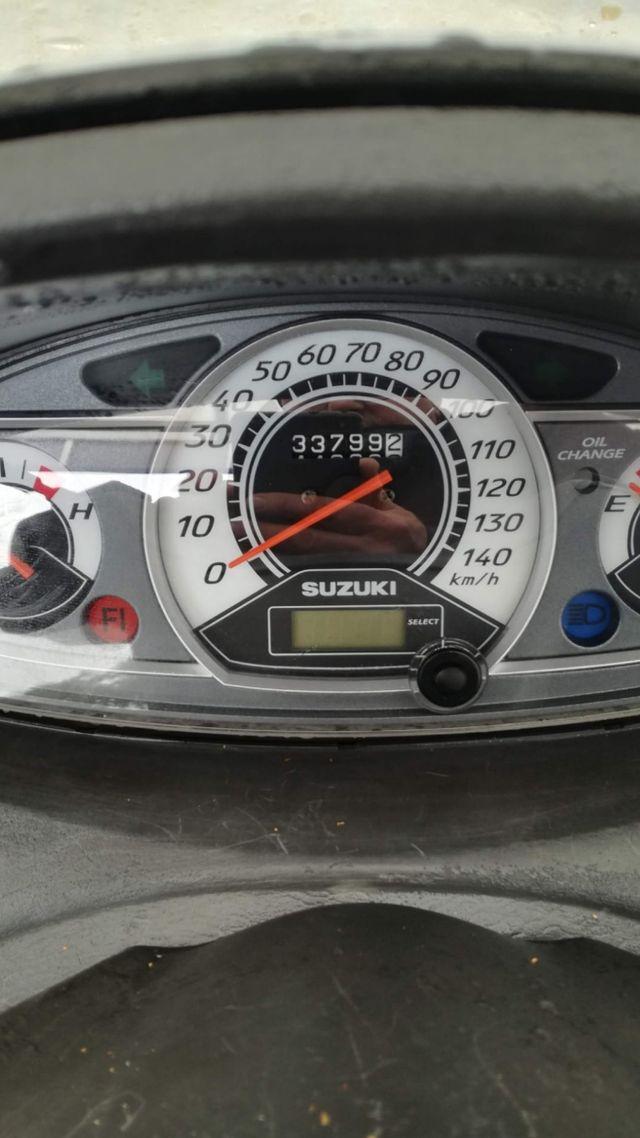 Vendo Suzuki BURGMAN 200 cc.
