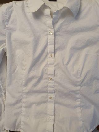 camisa Blanca mujer Calvin Klein talla M/L