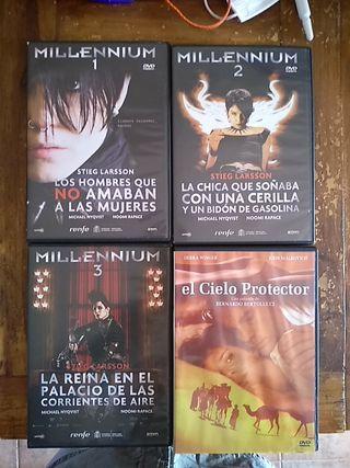 trilogía millennium