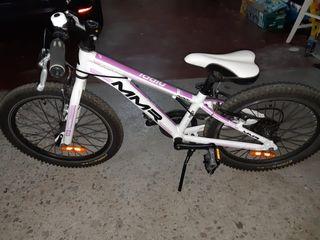Bicicleta MMR 20 pulgadas, muy buen estado
