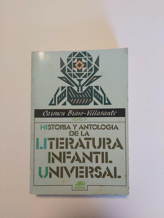 Historia de la literatura infantil universal