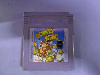 Juego Donkey Kong Nintendo Gameboy