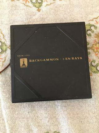 Blackgammon + 3 raya