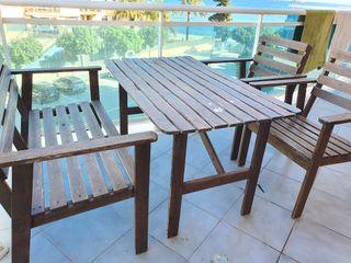 Muebles jardín terraza