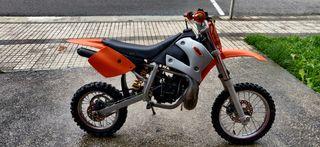 Mini moto replica Ktm 50cc