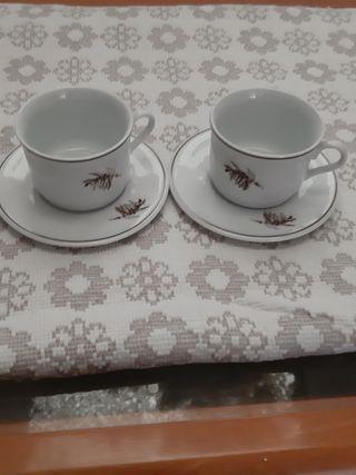 tazas desayuno Nescafe