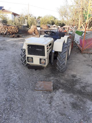 Tractor Pasqualy