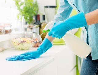 Limpieza,plancha por horas