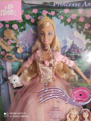 Barbie princesa Anneliese
