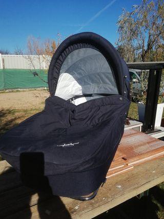 Coche silla de bebé
