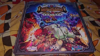 super dungeon explore cool mini or not juego mesa