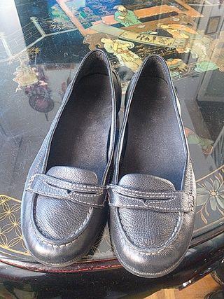 zapatos Timberland piel