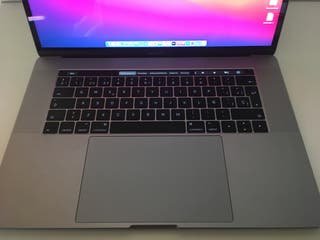 "MacBook Pro 2016 touch bar 15"" pulgadas"
