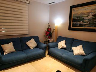 vendo sofás 3 plazas, relax ,muy buen estado