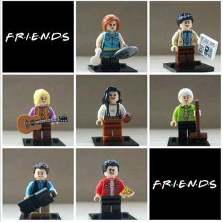 FRIENDS PRECINTADAS