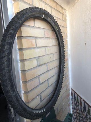 Cubierta de bici kenda
