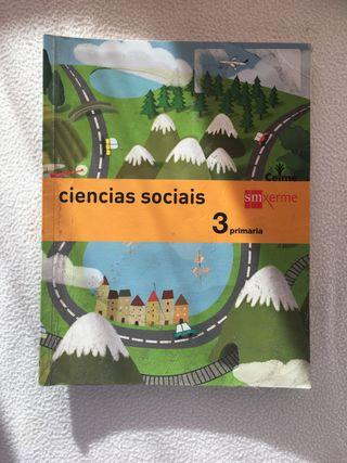 Libros ciencias naturales y sociales 3 primaria