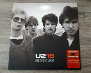 U2...The Best...Éxitos U2