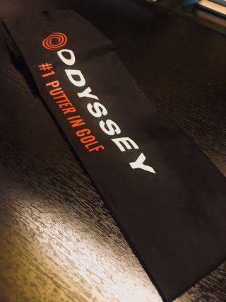 Paraguas golf (funda) - Odyssey