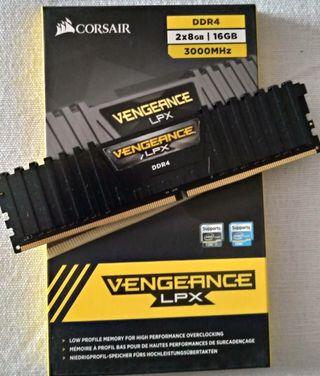 Memoria RAM DDR4 16GB