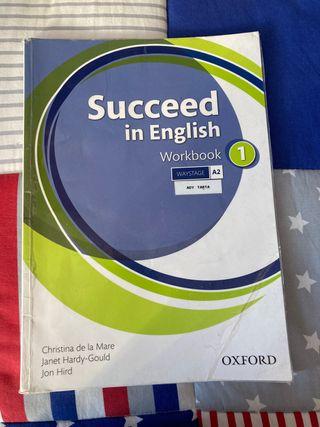 Libro Inglés 1 ESO Workbook Oxford