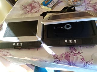 pantallas DVD y USB etc.. dos