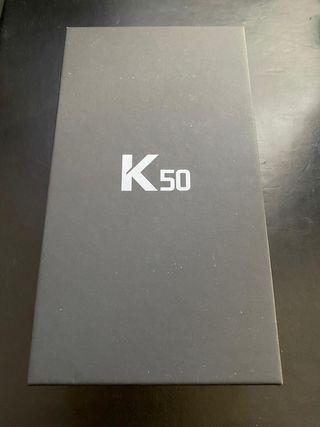 LG K50 Azul Nuevo
