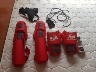kit de kickboxing