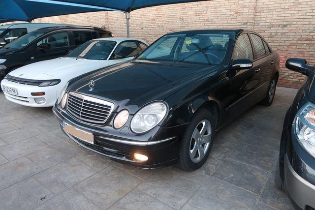 Mercedes-Benz Clase E 320 4M