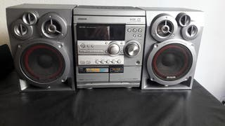 Cadena de Audio. Aiwa